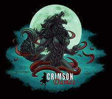 Crimson Dames - Orphan Shewolf by Paladin-Ciel