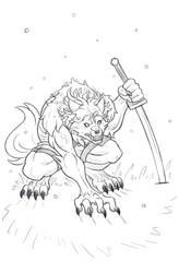 Monster Hunter Roman - Sketch Reward!