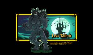Lisa Talbot - Ladies Of Halloween