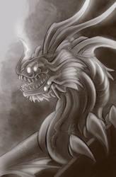 Voidwoken (Sketch Reward)