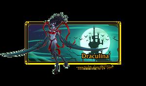 Draculina -  Ladies Of Halloween