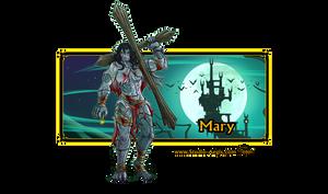 Mary Frankenstein - Ladies Of Halloween