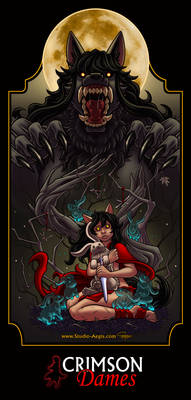 Crimson Dames - Orphan Vs Mother Wolf