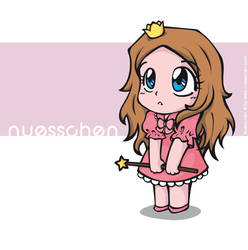 nuesschen as princess