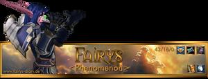 WoW - Fairys lvl 70 Signature