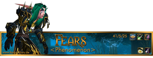 WoW - Fears lvl 80 Signature by nuexxchen