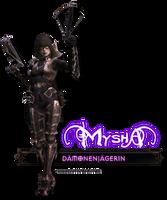 Diablo Signature - Mysha by nuexxchen