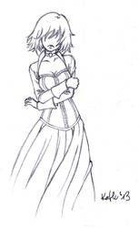 Elizabeth by nuexxchen