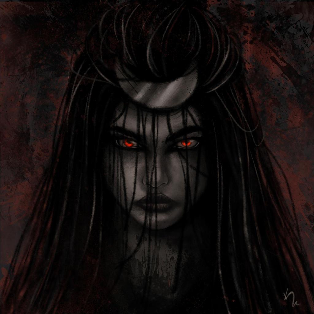Enchantress - Suicide Squad by nuexxchen