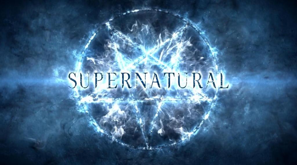 Supernatural wallpaper by breneige on deviantart - Supernatural season 8 title card ...