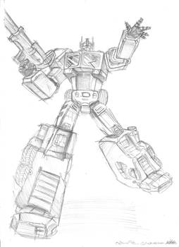 Optimus Prime - Reproduction