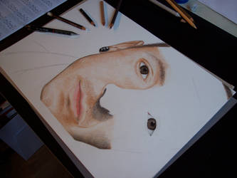Chester Bennington - LINKIN PARK - WIP 3