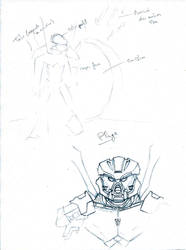 TAHU (Generation 2) Concept Art 2