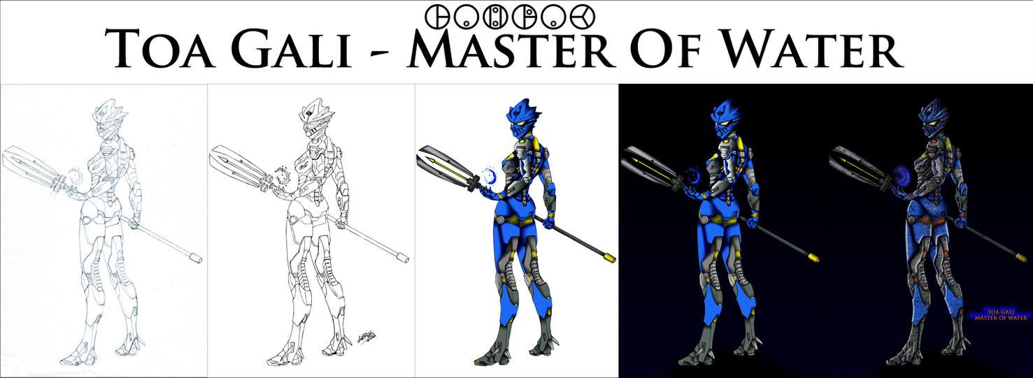 [Fan-Arts] Portefolio de Gahrak (Guitare Custom) - Page 21 Making_the_master_of_water_by_gahrak-d8bvwu6