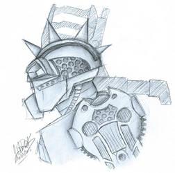 Nuparu Inika (Fast Drawing)
