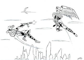 NEMESIS Battle (Ink)