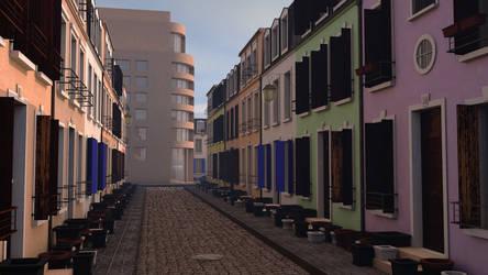 3D Street