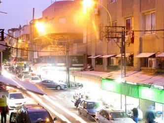 Downtown Tel Aviv by PurpleGoat
