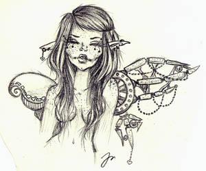 Sketchy Fairy