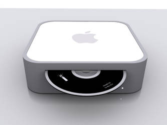 CPS Install CD in Mac Mini by zpodseven