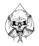 Ace of Skulls
