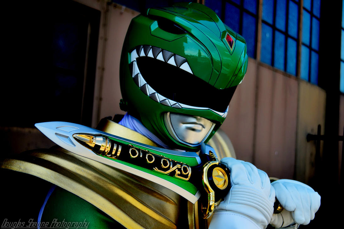 Green Ranger 01 by Thugnastay227