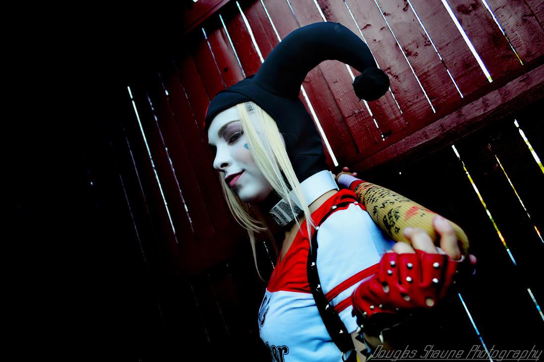 Harley Quinn by Thugnastay227