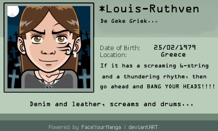 Deviant ID by Louis-Ruthven
