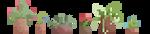 Plant Friends by SpiritSiphon