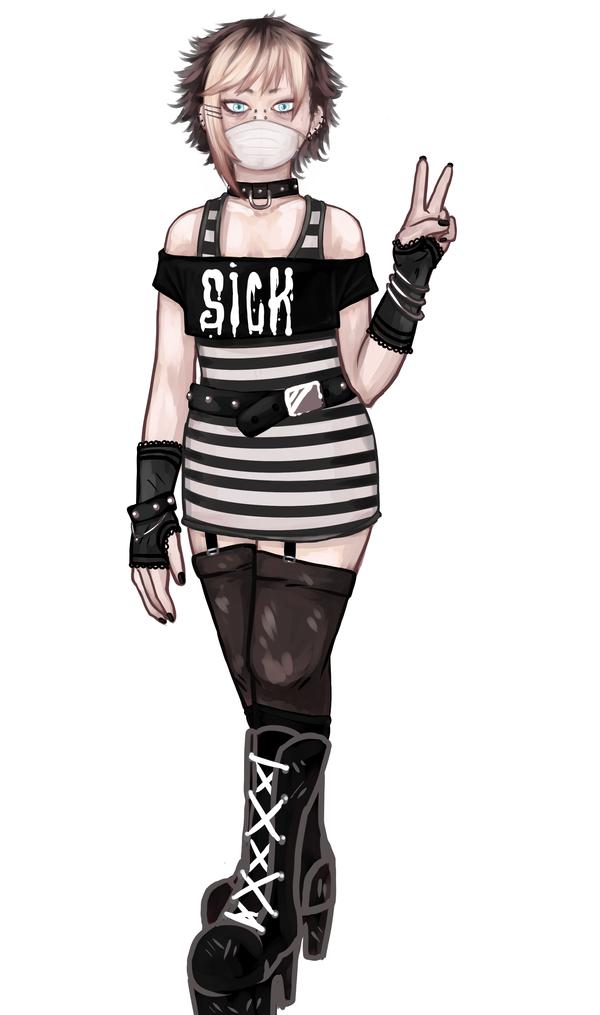Sick by SpiritSiphon