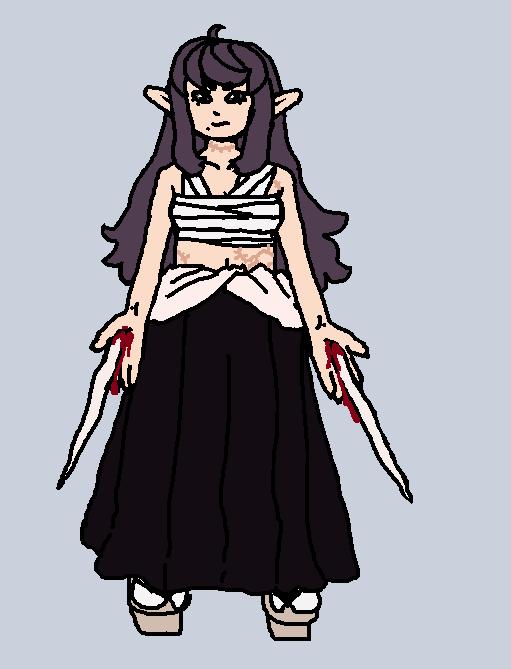 Bone Sword by SpiritSiphon