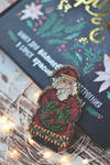 Mill Hill - Ye Old Santa by SoulcrackeD