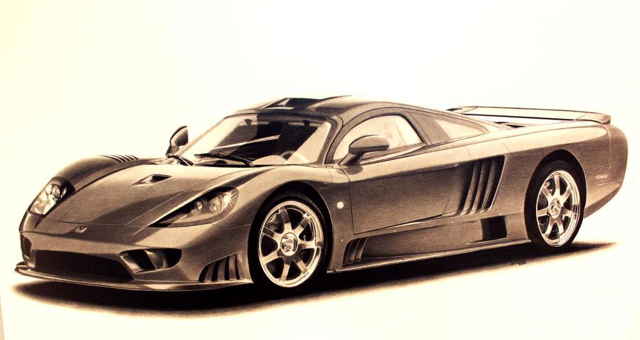 Saleen S7 by rvm