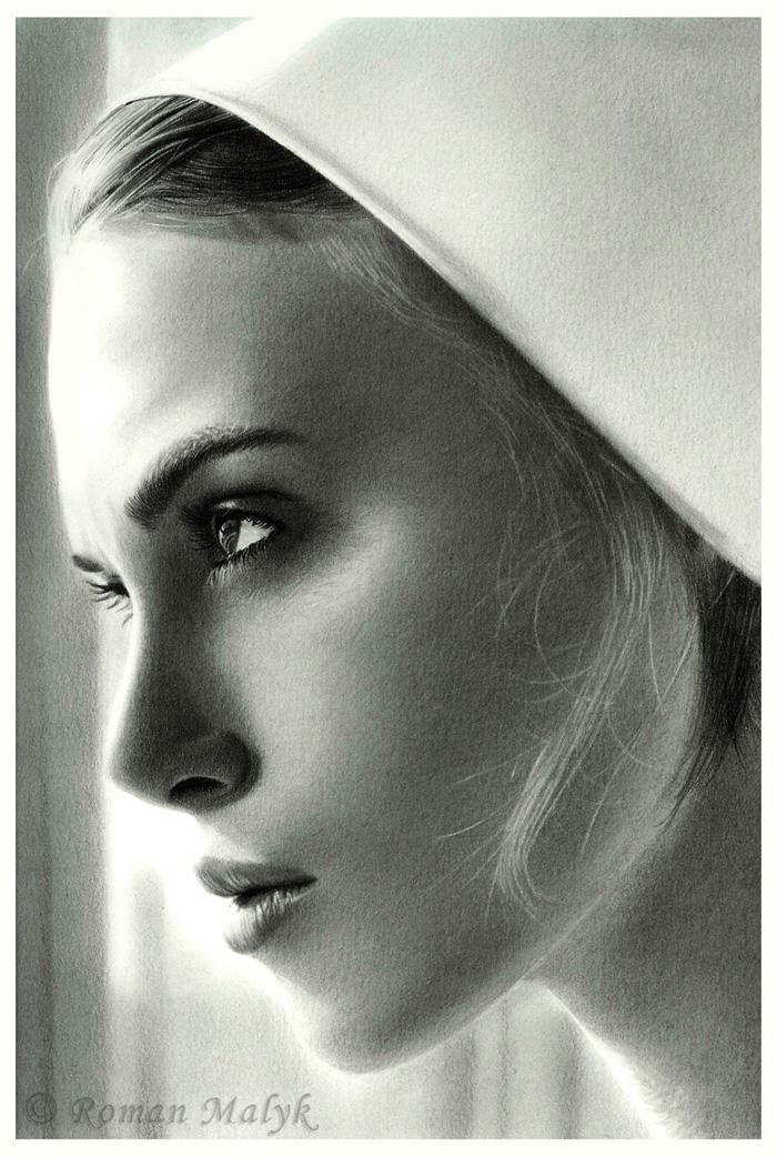 Keira Knightley by rvm