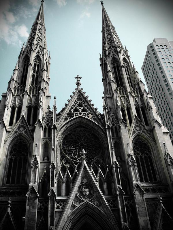 Gothic by Sli-lysinging
