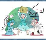 Surprise by pakapom