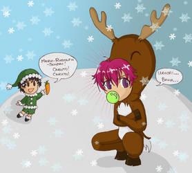 Contest: Marui-Rudolph by shadowpheonix64