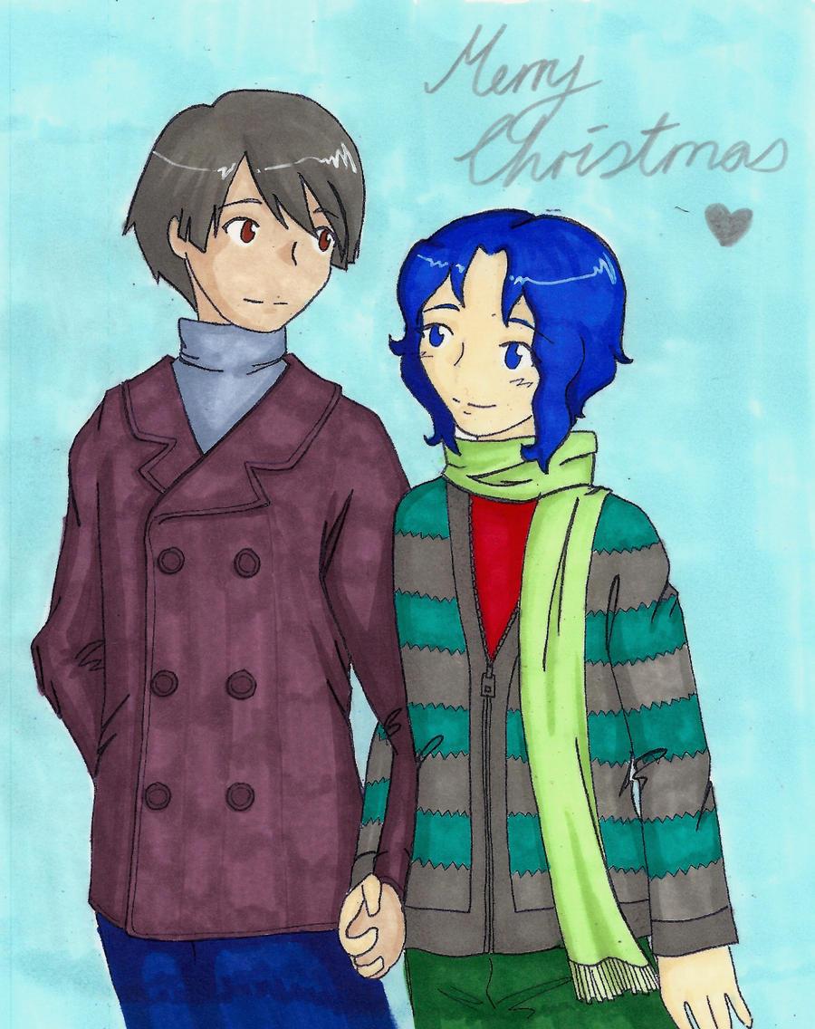 SS: Sanada and Yukimura by shadowpheonix64