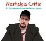 Nostalgia Critic by Komputeraktus