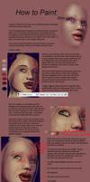Painting Skin