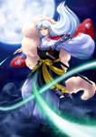 Sesshomaru-sama by Chisera