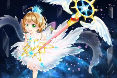 Sakura Cardcaptor Clear Card by Chisera