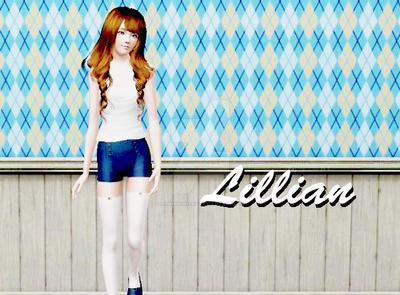.:Lillian:. by iAnnaKoneko