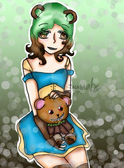 Mint and Cocoa by iAnnaKoneko