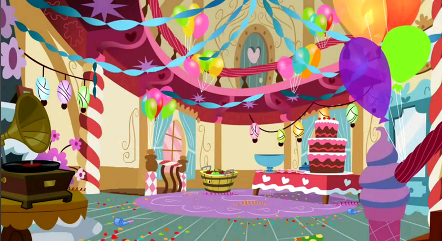 Pinkies Room Gummys Bday Party by PixiGlow on DeviantArt