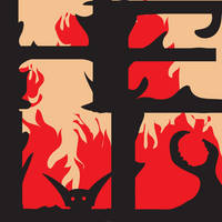 Hell Word Design by ClumsyBoy