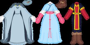 Dress Bases 6
