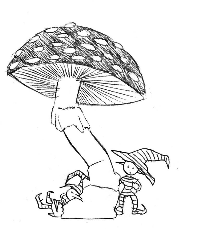 Hadas Y Duendes Dibujos