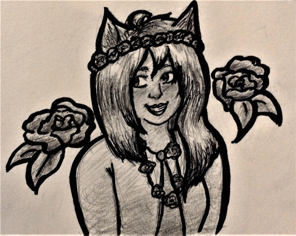 Aster by GraphiteNotes