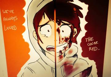 Red by CopperFirecracker